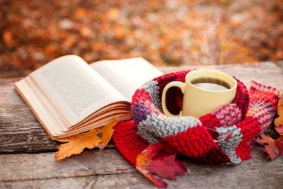 October is National Book Month!