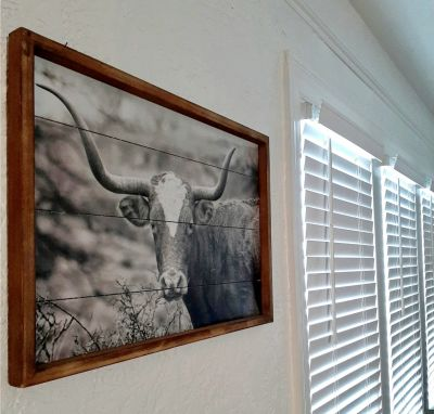 An Easier Way to Measure and Mark Walls To Hang Artwork