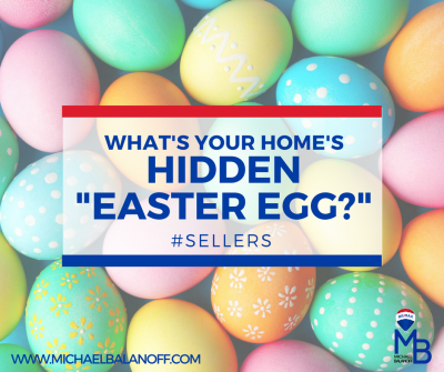 "What's Your Home's Hidden ""Easter Egg?"""