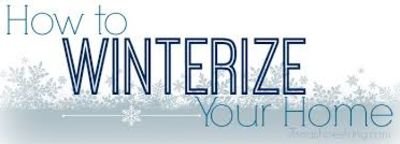 16 Tips For Winterizing Your Home