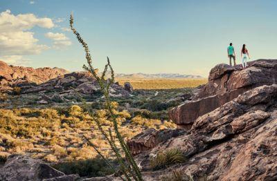 Hiking in El Paso, TX