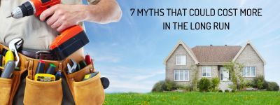 7 Myths That Could Cost More In The Long Run