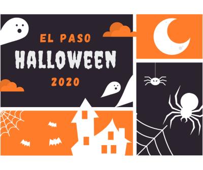 Halloween In El Paso, TX 2020