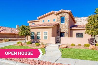 El Paso, TX Open Houses:  Saturday, January 9, 2021 – Sunday, January 10, 2021