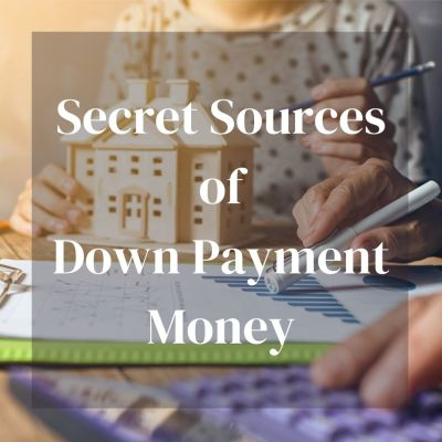 How To Find That Down Payment Money