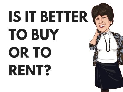 Is it Better to Buy or Rent?