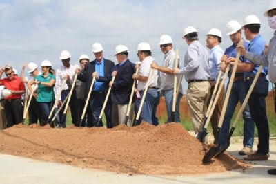 Texas Heritage Parkway breaks ground at FM 1093 in Fulshear