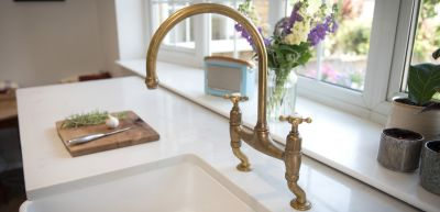 Home Furnishings Trend: Brass is Back