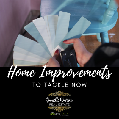 Home Improvements to Tackle Now