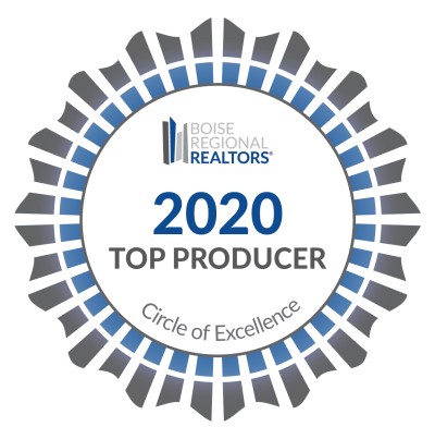 2020 BRR Circle of Excellence Top Producer