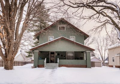 JUST LISTED in Indianola! Very Nice Two Story with Lots of Character!
