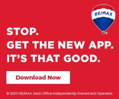The Best of the RE/MAX Listings, In Your Pocket