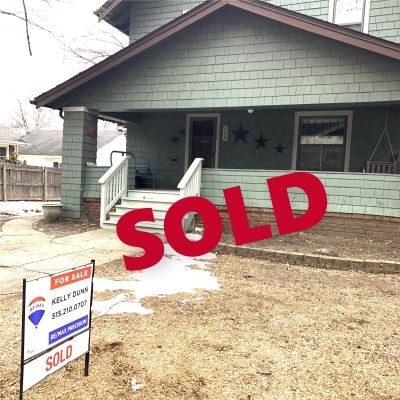This Home Sold in One Week!