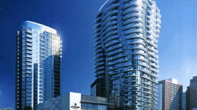 Avenue Bellevue Condo Update: 30% Pre-Sold in West Tower