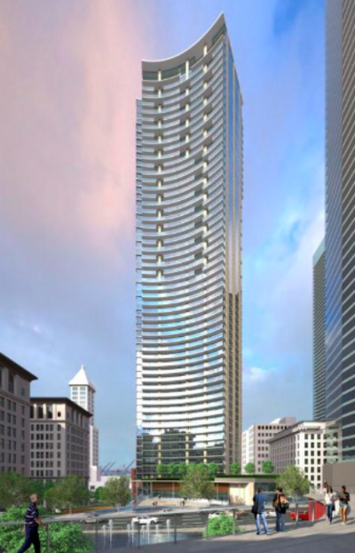 Bosa Park Row – Bosa's Third Condo Project in Downtown Bellevue