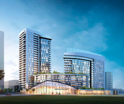 NEW Details of Multi-Tower Project in Bellevue Emerge
