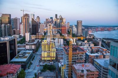 Seattle Ranks No. 6 for Investment in High-Density Housing Nationwide
