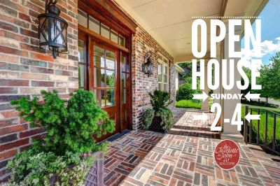 Open House Sunday, August 30th