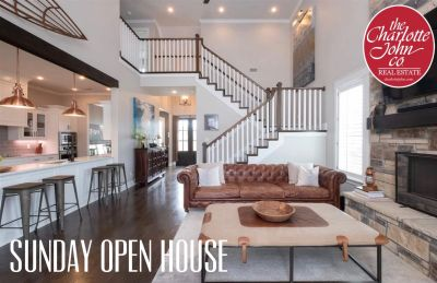 August 9th Open House