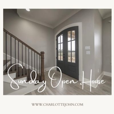 May 16th Open House