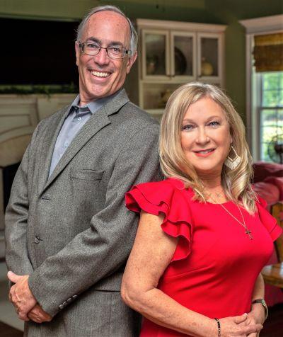 Keith and Donna Hellmann of the Hellmann Group
