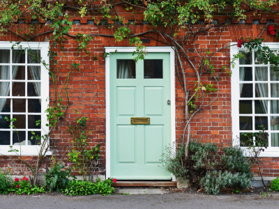 MAKE THE MOST OF YOUR FRONT DOOR