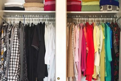 Don't Buy a Closet Organizer. Try These Ideas Instead