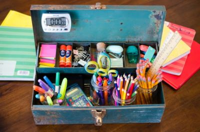 Back to School Organizational Tips