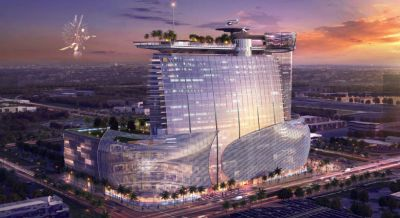 New Project Inernational Drive (I-SQUARE Mall)