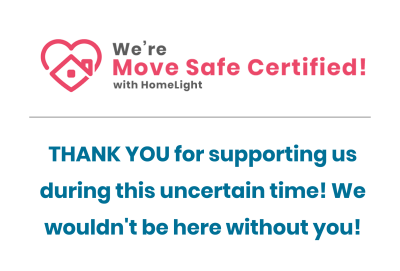 We're Now Move Safe Certified!