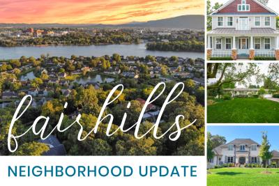 Fairhills Neighborhood Update