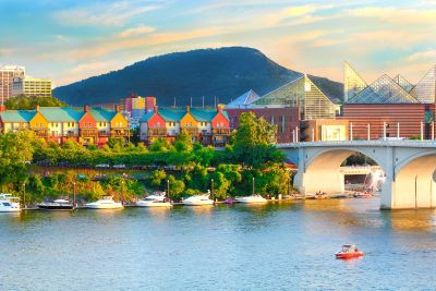 Family visiting soon? Here's a list of things to do in Chattanooga…