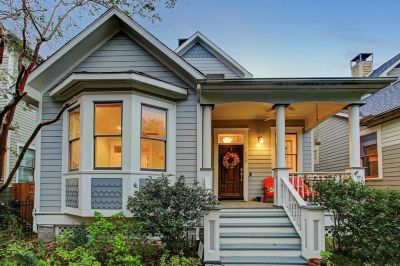 PENDING in the Heights! 1227 Rutland Offered at $689,000.