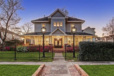 RECENTLY LISTED in Houston Heights! 2317 Ashland Offered at $1,749,000.