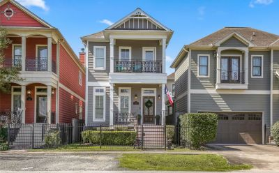 RECENTLY SOLD in the Heights! 1147 Ashland Offered at $605,000.