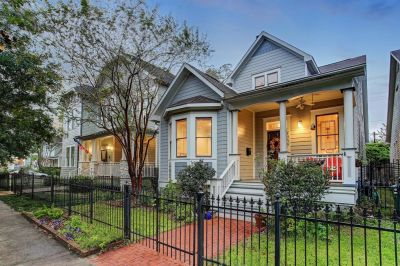 JUST SOLD in Houston Heights! 1227 Rutland Offered at $689,000.
