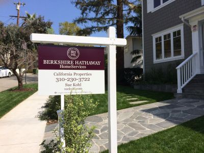 Berkshire Hathaway HomeServices takes the lead!!