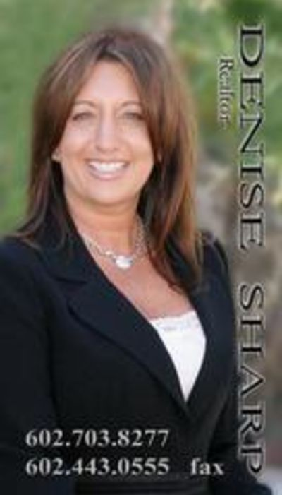 Denise Sharp, Sharp Homes Realty Inc