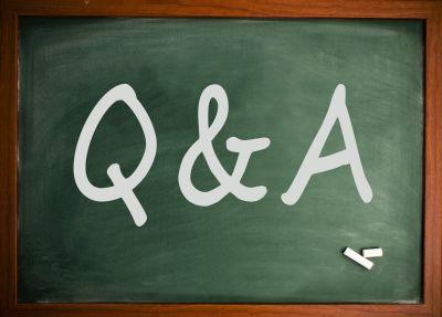 Real Estate Q & A