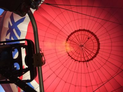 Summer Fun: RE/MAX Hot Air Balloon Rides