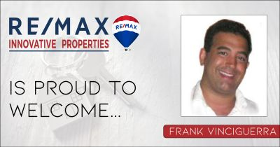 Frank Vinciguerra Joins RE/MAX Innovative Properties