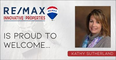 Kathy Sutherland Joins RE/MAX Innovative Properties