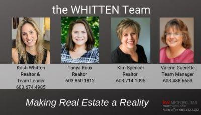 The Whitten Team