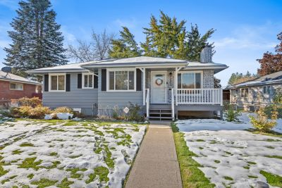 Adorable Remodeled Home in Spokane