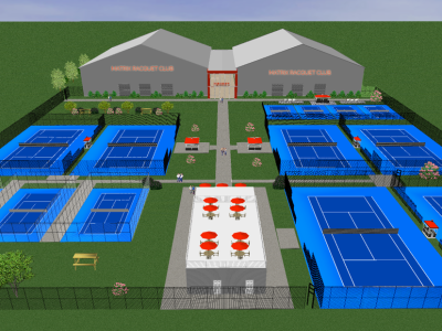 Matrix Racquet Club