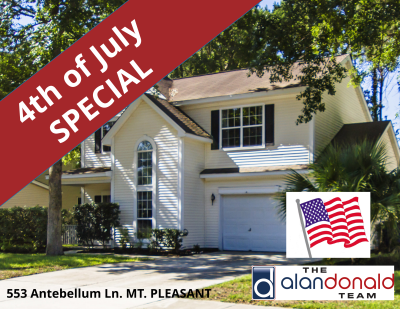Belle Hall – July 4th SPECIAL!