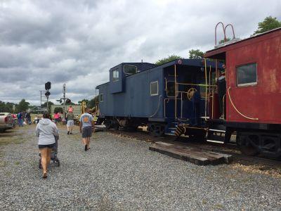Rappahannock Railroad Museum