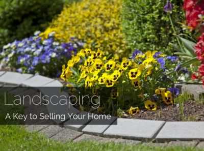 Why landscaping can make your home sell faster and for more money