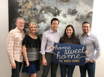 Congratulations to our New Homeowners for April!