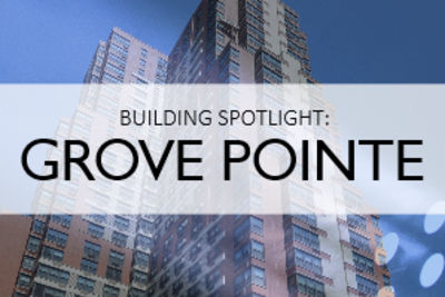 Building Spotlight: Grove Pointe JERSEY CITY